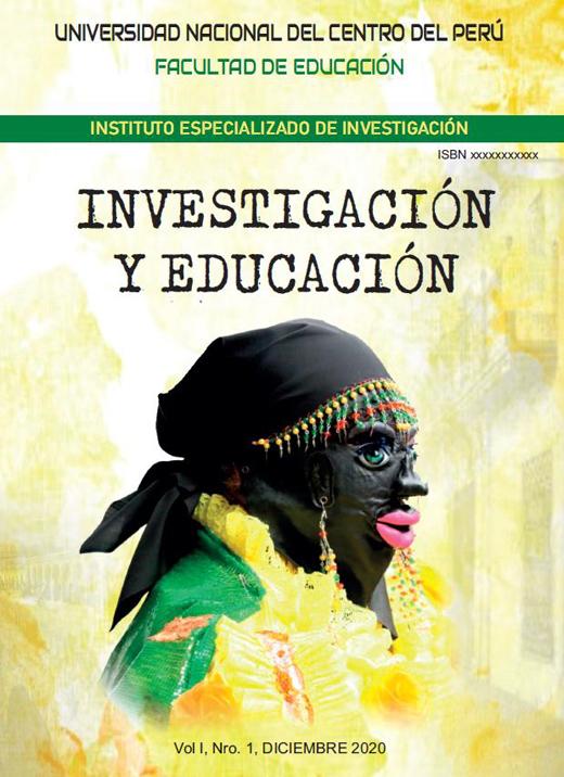 Ver Vol. 1 Núm. 1 (2020): Investigación y Educación
