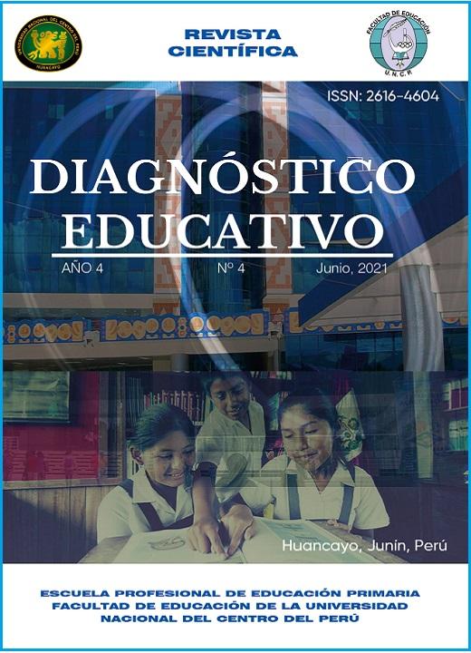 Ver Vol. 4 Núm. 4 (2021): Diagnóstico Educativo