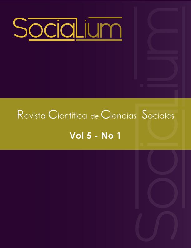 Ver Vol. 5 Núm. 1 (2021): Problemas sociales y COVID-19
